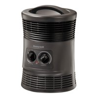 Honeywell - 360 Surround Fan-Forced Heater - Slate Gray