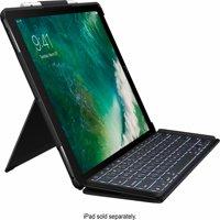 Logitech Slim Combo Keyboard Folio Case for Apple 12.9-Inch Ipad Pro