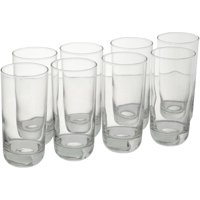 Libbey Polaris 16.25 oz. Clear Drinking Glasses 8 ct Box