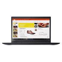 "Lenovo ThinkPad T470s Windows 10 Pro Laptop - Intel Core i7-7500U, 12GB RAM, 256GB PCIe NVMe SSD, 14"" IPS FHD (1920x1080) Matte Display, Fingerprint Reader, Smart Card Reader, Black Color"