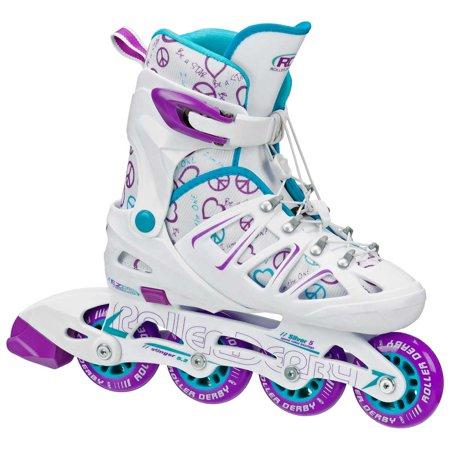 - Stinger 5.2 Adjustable Girl's Inline Skate