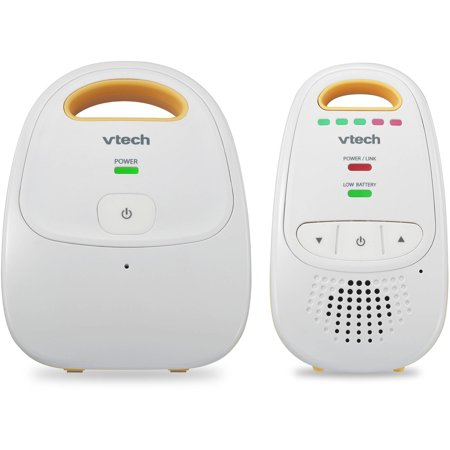 VTech DM111, Digital Audio Baby Monitor, DECT 6.0, Belt