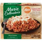 Marie Callender's Lasagna with Meat Sauce, 10.5 oz
