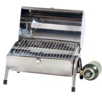 Stansport Stainless Steel Gas Barbeque Grill