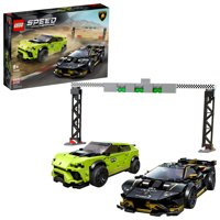 Deals on LEGO Speed Champions Lamborghini Urus ST-X Trofeo EVO 76899