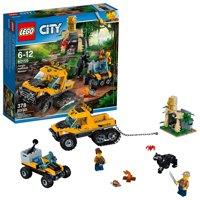 LEGO City Jungle Explorers Jungle Halftrack Mission 60159