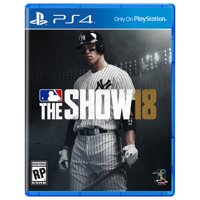 MLB The Show 18, Sony, PlayStation 4, 711719510536