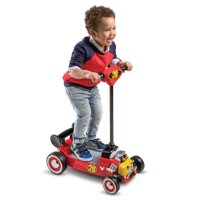 Disney Mickey Mouse 6V Battery-Powered Ride-On Scooter by Huffy
