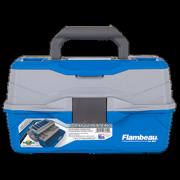 Flambeau Outdoors 2 Tray Tackle Box