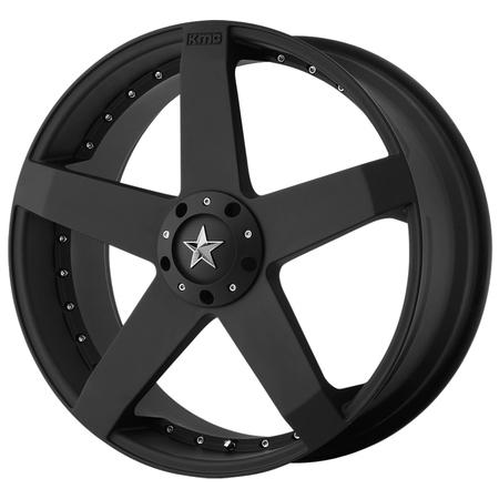 KMC KM775 Rockstar Car 18x8 5x4.5