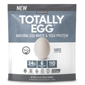 Designer Protein Totally Egg Powder Classic Vanilla 24g
