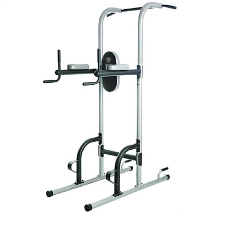 Gold's Gym XR 10.9 Power Tower with Push Up, Pull Up, and Dip -