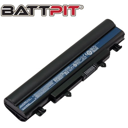 BattPit: Laptop Battery Replacement for Acer Aspire E5-571G-52BN, AL14A32, KT.00603.008, Extensa 2509, TravelMate P246 - image 1 of 1