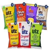 Utz Jumbo Variety Box, 60 count