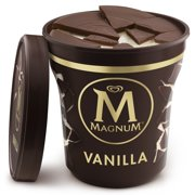 Magnum Ice Cream Milk Chocolate Vanilla 14.8 oz