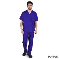 M&M SCRUBS - FREE SHIPPING MEN SCRUB SET