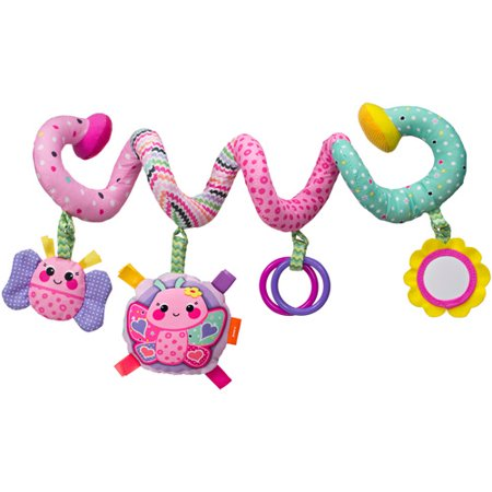 Infantino Sparkle Spiral Activity Toy ()