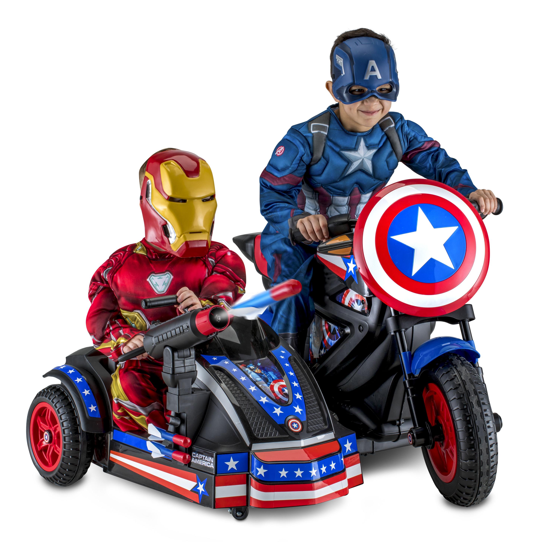 Captain America Boy Personalized 3 Piece Bath Towel Set  Super Hero ANY COLOR