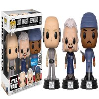 Funko Movies: POP! Star Wars - Cloud City 3 Pack, Lobot, Ugnaught, Bespin Guard - Walmart Exclusive