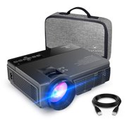VANKYO LEISURE 3 (+25% Lumens Upgraded Version) LED Portable Projector with Carrying Bag - Best Reviews Guide