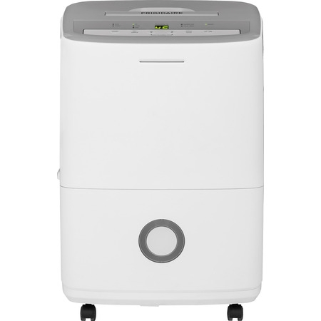 Frigidaire FFAD5033R1 50-Pint Dehumidifier with Effortless Humidity Control, (Best Keystone Dehumidifiers With Pumps)