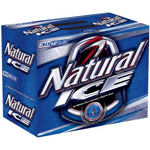 Natural Ice, 30 pack, 12 fl oz