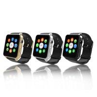 TechComm GT88 Smart Watch Camera Bluetooth GSM Call & Text Heart Rate