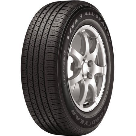 Goodyear Viva 3 All Season Tire 215 55r17 94v Walmart Com