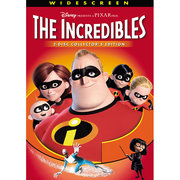 The Incredibles (2-Disc Collector's Edition) (DVD)