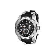 f84c9ff0e Invicta Men's 28227 Speedway Quartz Chronograph Black Dial Watch