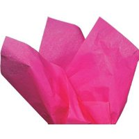 100 Sheets HOT PINK Gift Wrap Pom Pom Tissue Paper 15x20