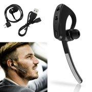 26537795e1a blueto oth 4.0 Headset Wireless Earphone Universal Stereo Business Work  Earpiece hands fr ee Earbuds with