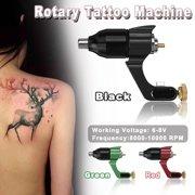 Pro Alloy Rotary Tattoo Machine Gun Tattoo Motor Machine Shader Liner