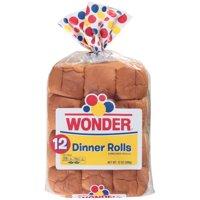 Wonder® Enriched Dinner Rolls 12 ct Bag
