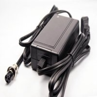 Razor E175 Electric Scooter Battery Charger 24V 1.5A 3-Pin Inline Adapter AOSTEK(TM) Model: