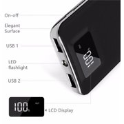 79f4241cec1bd8 20,000mAh HIgh Speed Digital Power Bank FAST CHARGER Portable Ultra High  Capacity 3.4A 2
