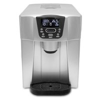 IDC-221SC Whynter Countertop Direct Connection Ice Maker and Water Dispenser ? Silver