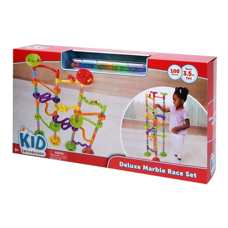 Kid Connection Marble Race (Best Marble Run Ever)