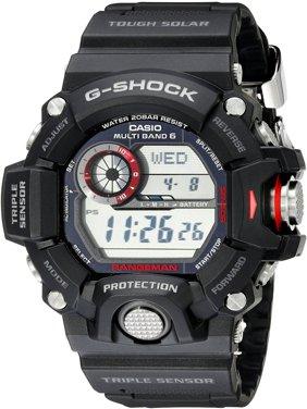 Casio Rangeman GW9400-1 AS MB6 Triple Sensor Wristwatch