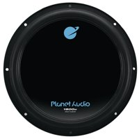 Planet Audio Anarchy 12 inch DUAL Voice Coil (4 Ohm) 1800-watt Subwoofer