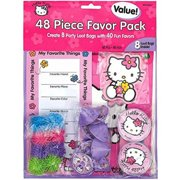 fc3750945b02 Party Favors - Hello Kitty - Value Pack - 48pc Set