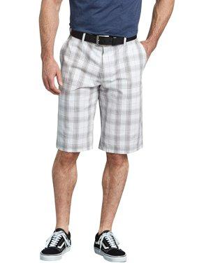 """Men's 13"""" Flex Plaid Short"""