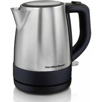 Hamilton Beach 1 L Stainless Steel Electric Kettle | Model# 40998