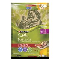 Cat Chow Naturals Original (Various Sizes)
