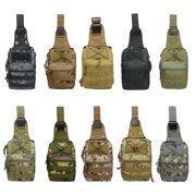 b804b440bef1 Smartasin Men Daily Shoulder Tactical Backpack Army Tacti Duffle Nylon Bag  Military Messenger Sling Bags Rucksack