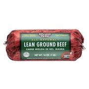93% Lean/7% Fat, Lean Ground Beef Roll, 1 lb