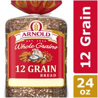 Arnold Whole Grains 12 Grain Bread, Made with Whole Wheat, 24 oz