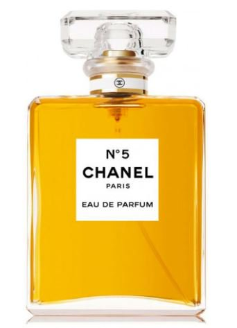 Chanel No. 5 Eau De Parfum Spray for Women 3.4 oz - Chanel Bottle