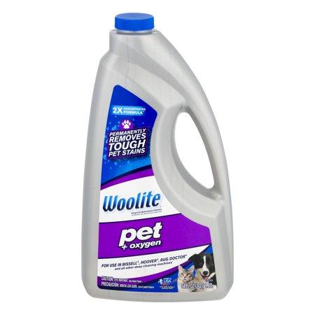 Woolite Pet Oxygen Carpet Amp Upholstery Cleaner 64 0 Fl