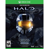 Microsoft Halo MasterChief Collection (Xbox One)